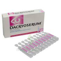 Dacryoserum Solution Pour Lavage Ophtalmique En Récipient Unidose 20unidoses/5ml à Saint-Avold