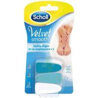 Scholl Velvet Smooth Ongles Sublimes Kit De Remplacement à Saint-Avold