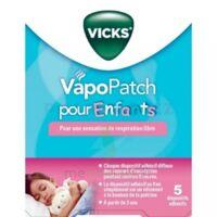 VICKS VAPOPATCH ENFANTS à Saint-Avold