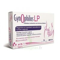 Gynophilus LP Comprimés vaginaux B/6 à Saint-Avold