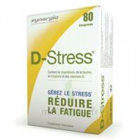 D-STRESS, boite de 80 à Saint-Avold