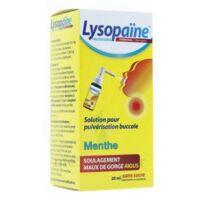 LYSOPAINE Maux Gorge spray AMBROXOL.MENTHE 20ML à Saint-Avold