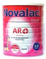 NOVALAC AR + 0-6 MOIS Lait pdre B/800g à Saint-Avold