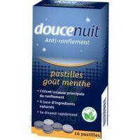 DOUCENUIT ANTIRONFLEMENT PASTILLES à la menthe, bt 16 à Saint-Avold