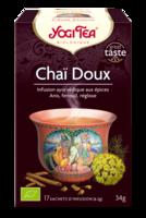YOGI TEA CHAÏ DOUX à Saint-Avold