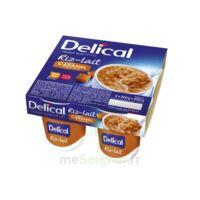 DELICAL RIZ AU LAIT Nutriment caramel pointe de sel 4Pots/200g à Saint-Avold