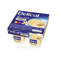 DELICAL RIZ AU LAIT Nutriment vanille 4Pots/200g à Saint-Avold