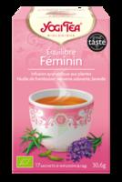 Yogi Tea Equilibre Feminin à Saint-Avold
