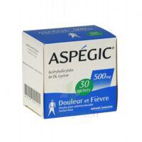 Aspegic 500 Mg, Poudre Pour Solution Buvable En Sachet-dose 30 à Saint-Avold