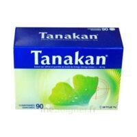 TANAKAN 40 mg, comprimé enrobé PVC/alu/90 à Saint-Avold