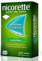 Nicorette 2 Mg Gom à Mâcher Médic Sans Sucre Menthe Fraîche Plq/30gom à Saint-Avold