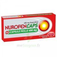 Nurofencaps 400 Mg Caps Molle Plq/10 à Saint-Avold