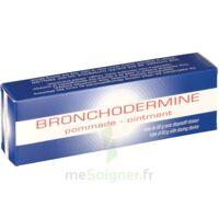 Bronchodermine, Pommade à Saint-Avold