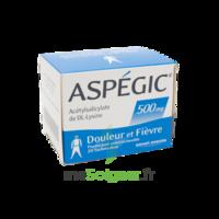 Aspegic 500 Mg, Poudre Pour Solution Buvable En Sachet-dose 20 à Saint-Avold