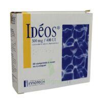 Ideos 500 Mg/400 Ui, Comprimé à Sucer Ou à Croquer à Saint-Avold