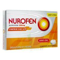 Nurofen 200 Mg, Comprimé Orodispersible à Saint-Avold
