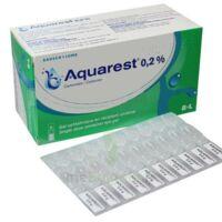 AQUAREST 0,2 %, gel opthalmique en récipient unidose à Saint-Avold