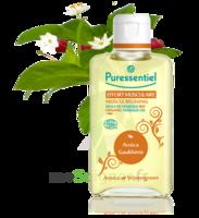 Puressentiel Articulations & Muscles Huile de massage BIO** Effort Musculaire - Arnica - Gaulthérie - 200 ml à Saint-Avold