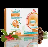 Puressentiel Articulations et Muscles Patch chauffant bas du dos 14 huiles essentielles à Saint-Avold