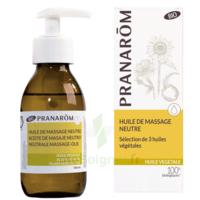 Pranarom Massage Selection Huile Neutre De Massage à Saint-Avold
