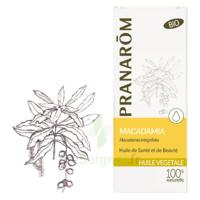 Pranarom Huile Végétale Bio Macadamia 50ml à Saint-Avold