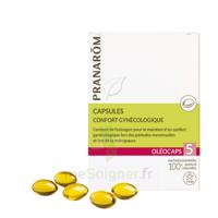 Pranarom Oleocaps 5 Caps Confort Gynécologique & Urinaire à Saint-Avold