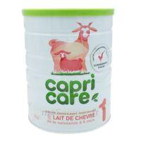 Capricare 1er Age Lait Poudre De Chèvre Entier 800g à Saint-Avold