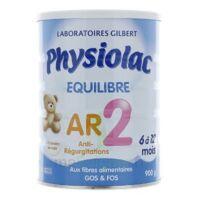 PHYSIOLAC AR 2, bt 900 g à Saint-Avold