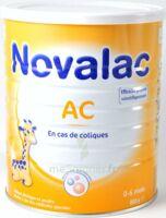 Novalac AC 1 Lait en poudre 800g à Saint-Avold