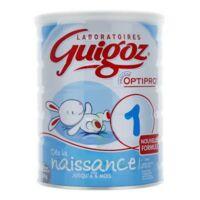 Guigoz Optipro 1 Lait En Poudre B/800g à Saint-Avold