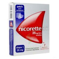 Nicoretteskin 25 Mg/16 H Dispositif Transdermique B/28 à Saint-Avold