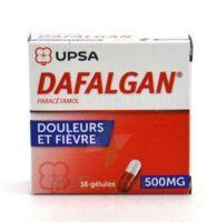 DAFALGAN 500 mg Gélules 2plq/8 (16) à Saint-Avold