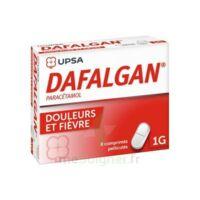 DAFALGAN 1000 mg Comprimés pelliculés Plq/8 à Saint-Avold