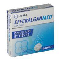 EFFERALGANMED 500 mg, comprimé effervescent sécable à Saint-Avold