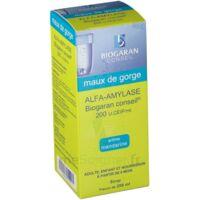 Alfa-amylase Biogaran Conseil 200 U.ceip/ml, Sirop à Saint-Avold