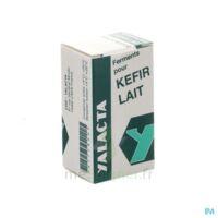 YALACTA FERMENTS, souche pour kefir de lait, bande émeraude, fl 4 g à Saint-Avold