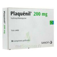 PLAQUENIL 200 mg, comprimé pelliculé à Saint-Avold