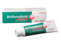 ARTHRODONT 1 % Pâte gingivale T/80g à Saint-Avold