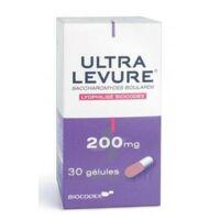ULTRA-LEVURE 200 mg Gélules Fl/30 à Saint-Avold