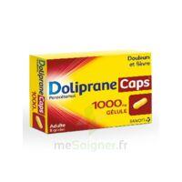 DOLIPRANECAPS 1000 mg Gélules Plq/8 à Saint-Avold