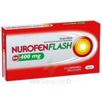 NUROFENFLASH 400 mg Comprimés pelliculés Plq/12 à Saint-Avold