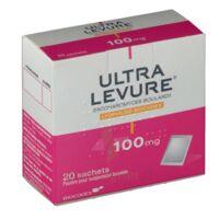 ULTRA-LEVURE 100 mg Poudre pour suspension buvable en sachet B/20 à Saint-Avold
