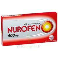 NUROFEN 400 mg Comprimés enrobés Plq/12 à Saint-Avold