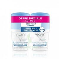 Vichy Déodorant Sans Sels D'aluminium 48h 2 Billes/50ml à Saint-Avold