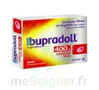 Ibupradoll 400 Mg Caps Molle Plq/10 à Saint-Avold