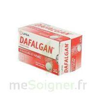 DAFALGAN 1000 mg Comprimés effervescents B/8 à Saint-Avold
