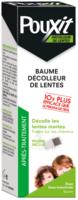 Pouxit Décolleur Lentes Baume 100g+peigne à Saint-Avold