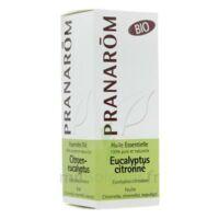 Huile Essentielle Eucalyptus Citronne Bio Pranarom 10 Ml à Saint-Avold