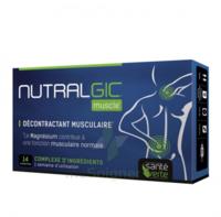 Nutralgic Muscle Comprimés décontractant musculaire B/14 à Saint-Avold