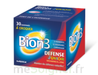 Bion 3 Défense Junior Comprimés à Croquer Framboise B/30 à Saint-Avold